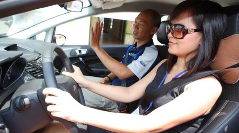 Toyota kêu gọi cài dây an toàn vì khi lái xe