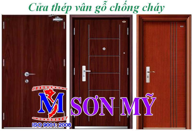 Tại sao nên chọn màu sắc cửa thép vân gỗ hợp với mệnh, không gian1