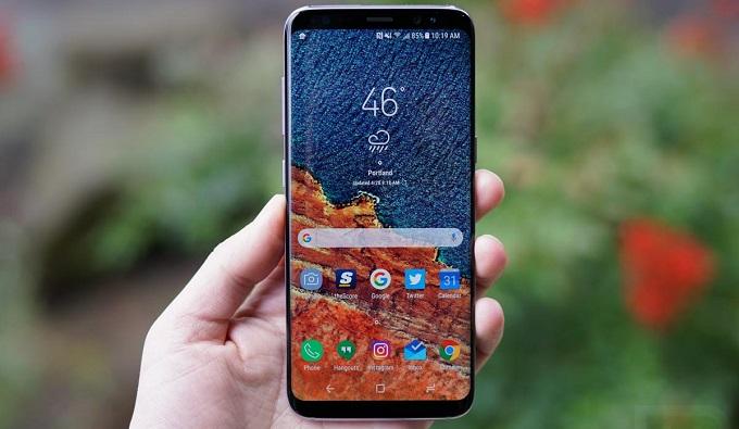 Thông tin chi tiết về Samsung galaxy S8 cũ (1)
