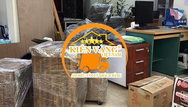 44. Quy trình chuyển văn phòng trọn gói của Kiến Vàng.1