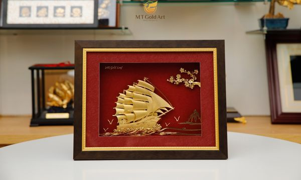 Quà tặng sếp dịp tết mạ vàng hợp phong thủy1