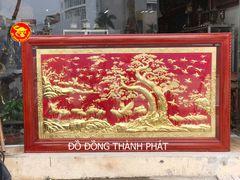 Top những mẫu tranh đồng Sài Gòn cuốn hút nhất 2018 (2)
